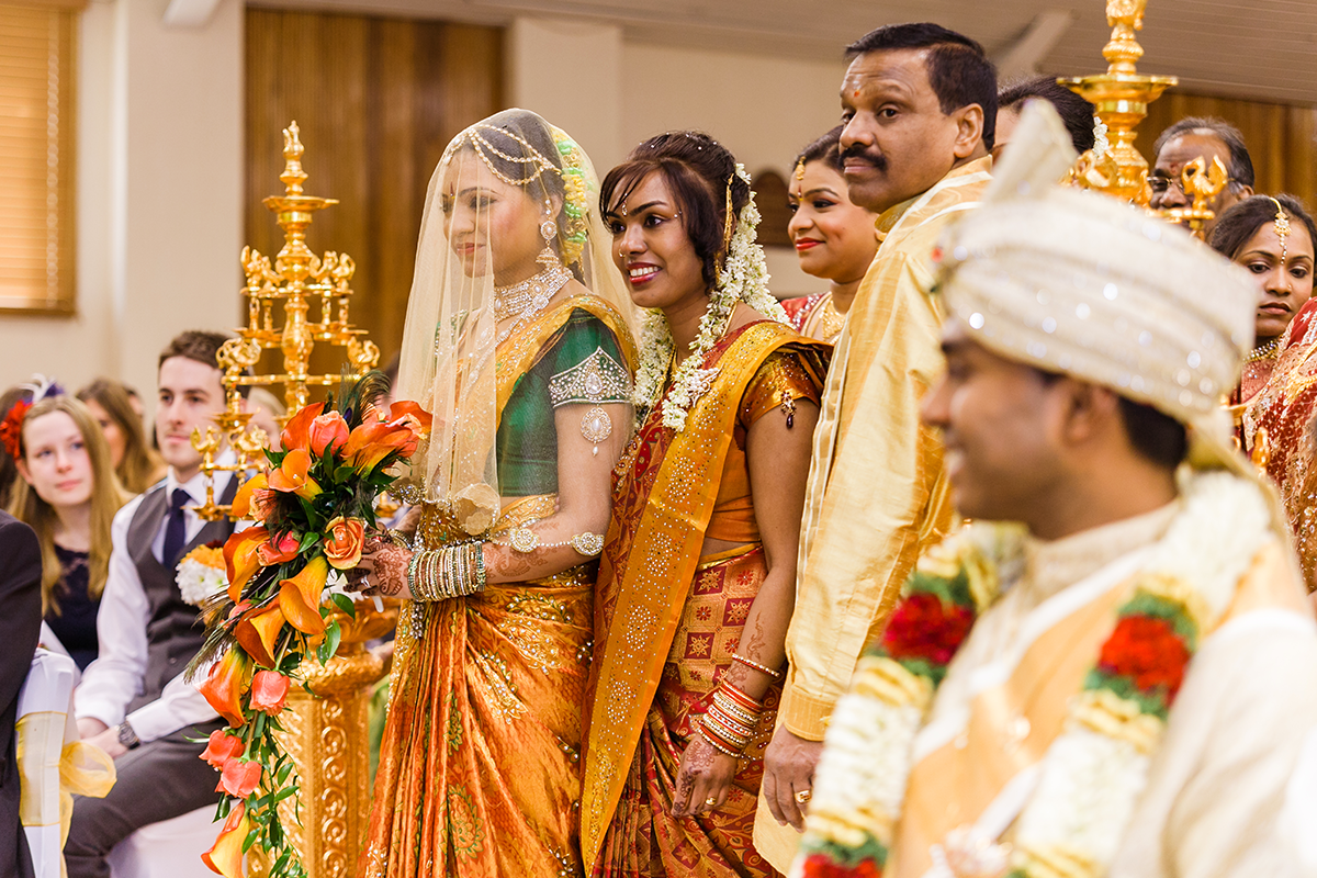 Oshwal Centre Vaheesan & Gerubaleny's Tamil Hindu Wedding London-1