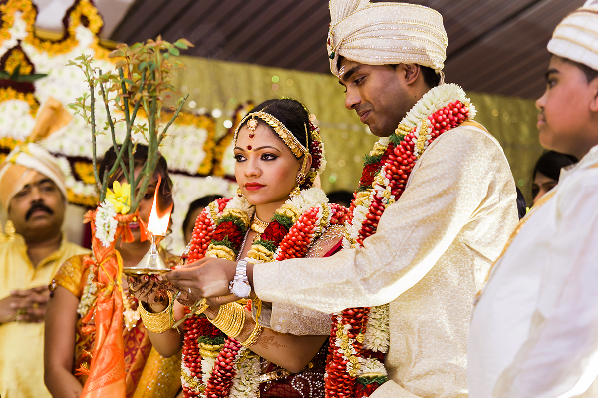 Hindu Tamil Hindu Wedding London