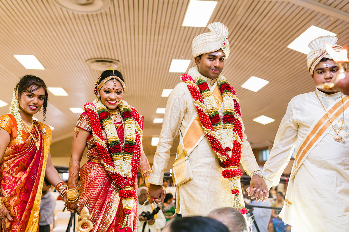 Vaheesan & Gerubaleny's Tamil Hindu Wedding London