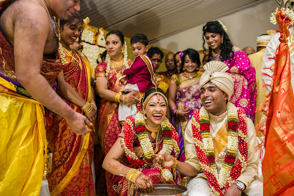 Tamil Hindu Wedding London