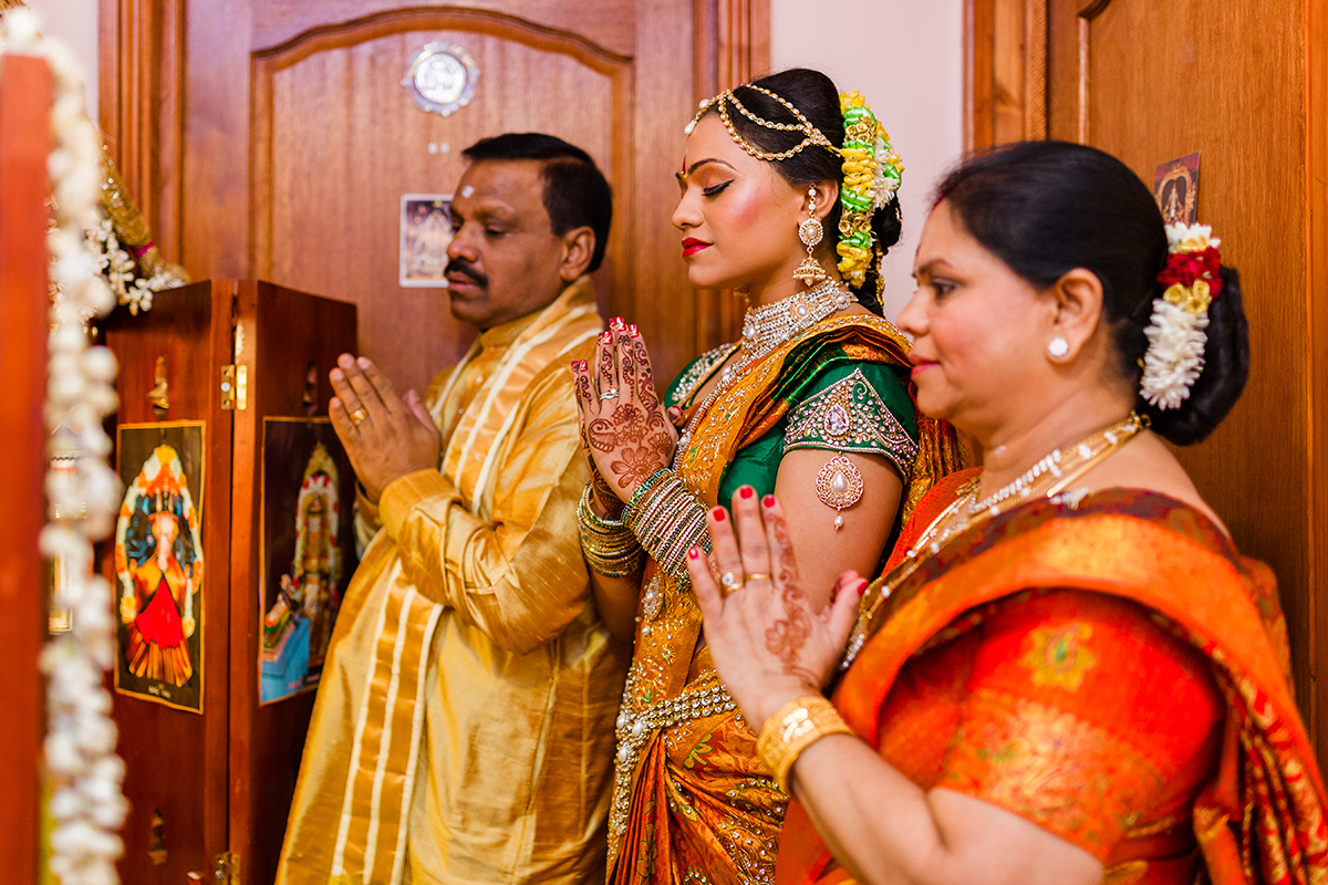 Oshwal Centre Vaheesan & Gerubaleny's Tamil Hindu Wedding London-14
