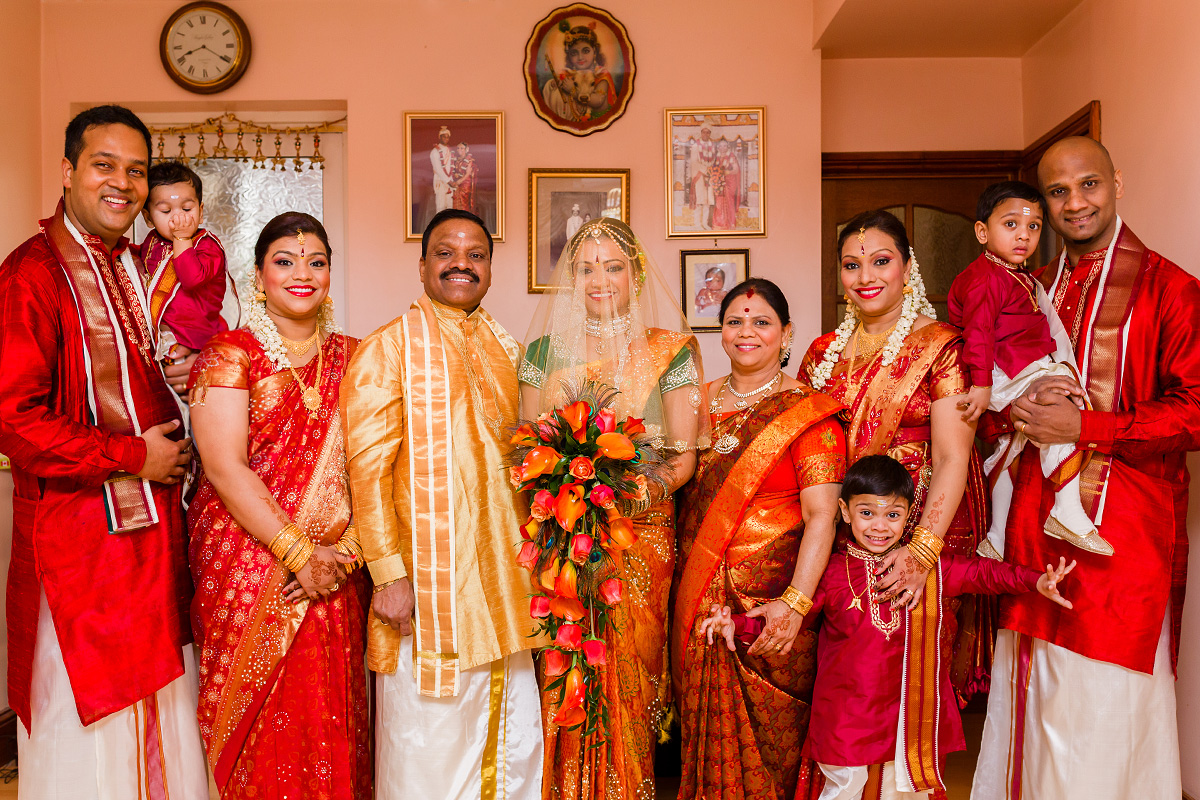 Oshwal Centre Vaheesan & Gerubaleny's Tamil Hindu Wedding London-12