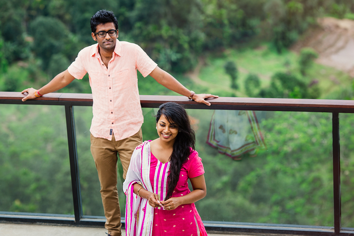 Nuwara Eliya Pre Wedding Session in Sri Lanka 13 - Gire & Nishani