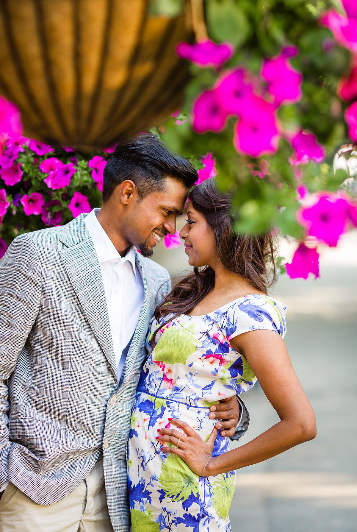 London Pre-Wedding Session - Mayooran & Shyni 2