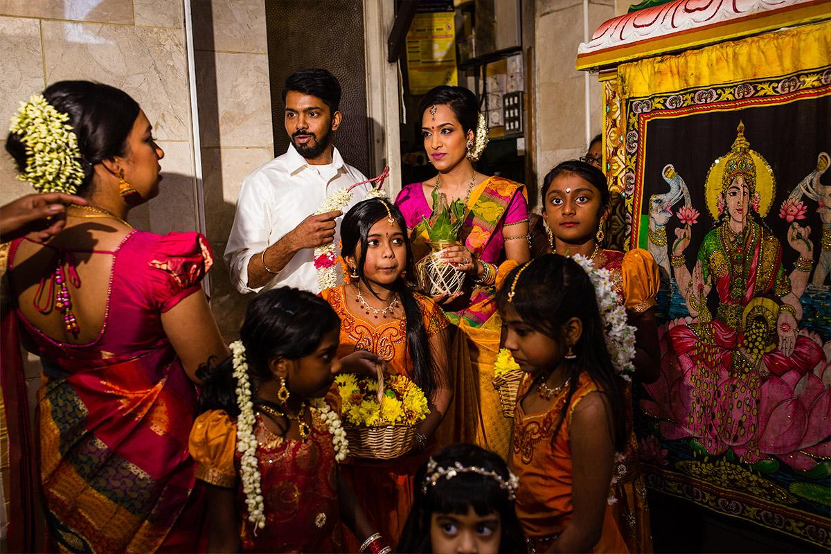 Kalai & Kardhika Tamil Hindu Wedding 10