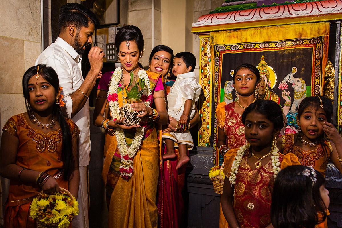 Kalai & Kardhika Tamil Hindu Wedding 11