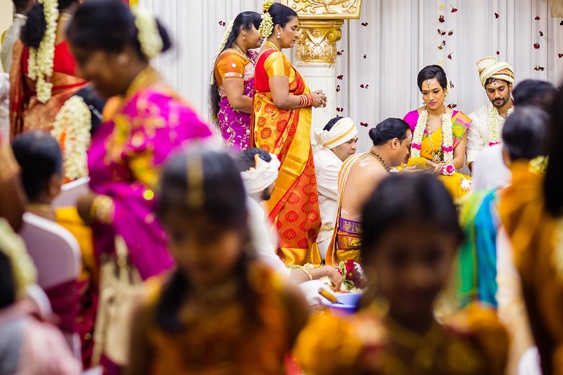 Kalai & Kardhika Tamil Hindu Wedding 21