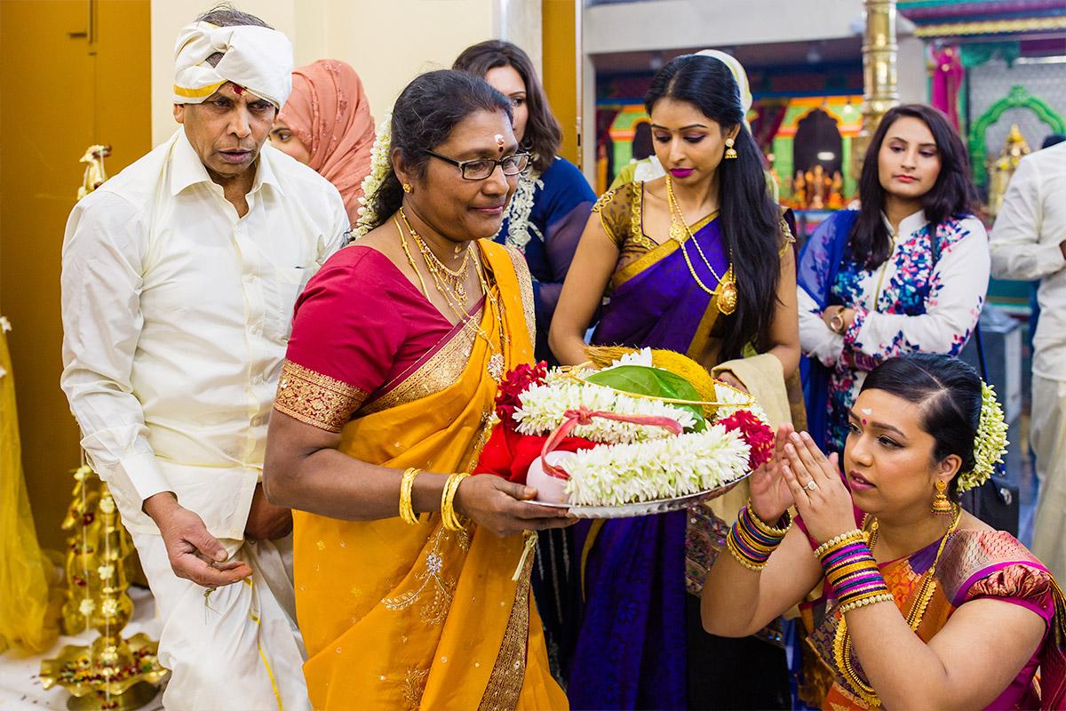 Kalai & Kardhika Tamil Hindu Wedding 20