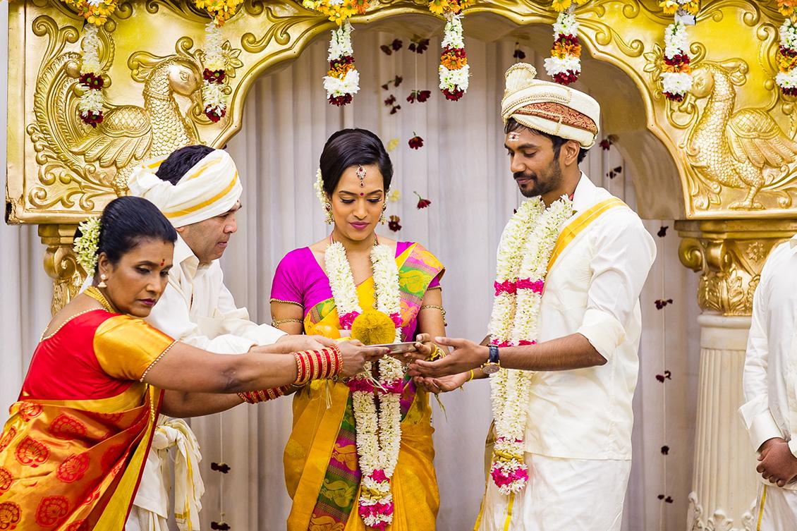 Kalai & Kardhika Tamil Hindu Wedding 26