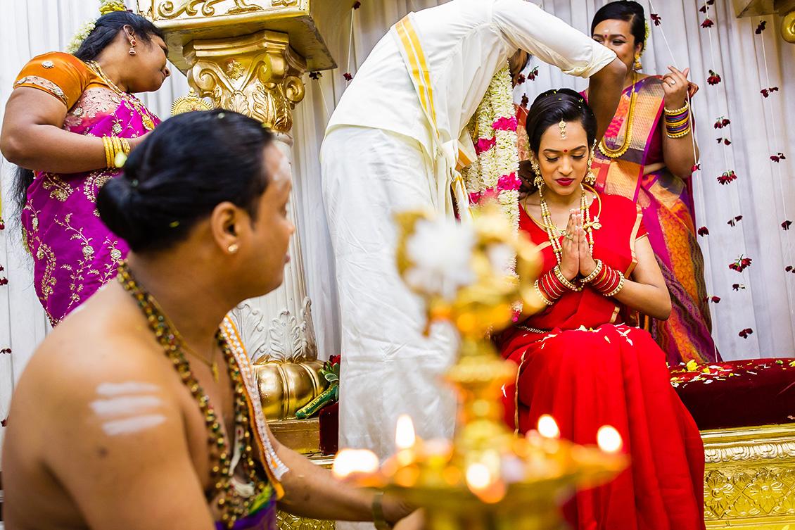 Kalai & Kardhika Tamil Hindu Wedding 32