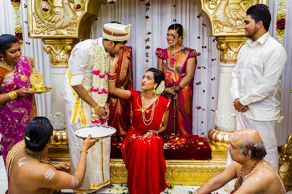 Kalai & Kardhika Tamil Hindu Wedding 34