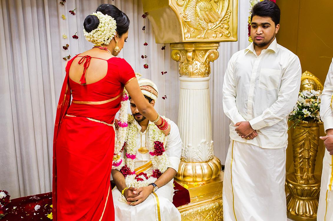 Kalai & Kardhika Tamil Hindu Wedding 35
