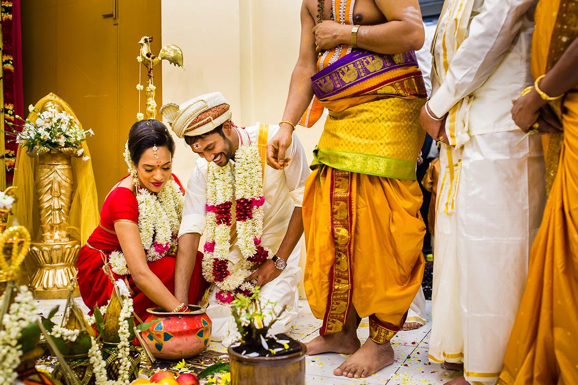 Kalai & Kardhika Tamil Hindu Wedding 38
