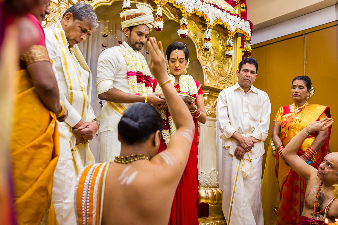Kalai & Kardhika Tamil Hindu Wedding 41