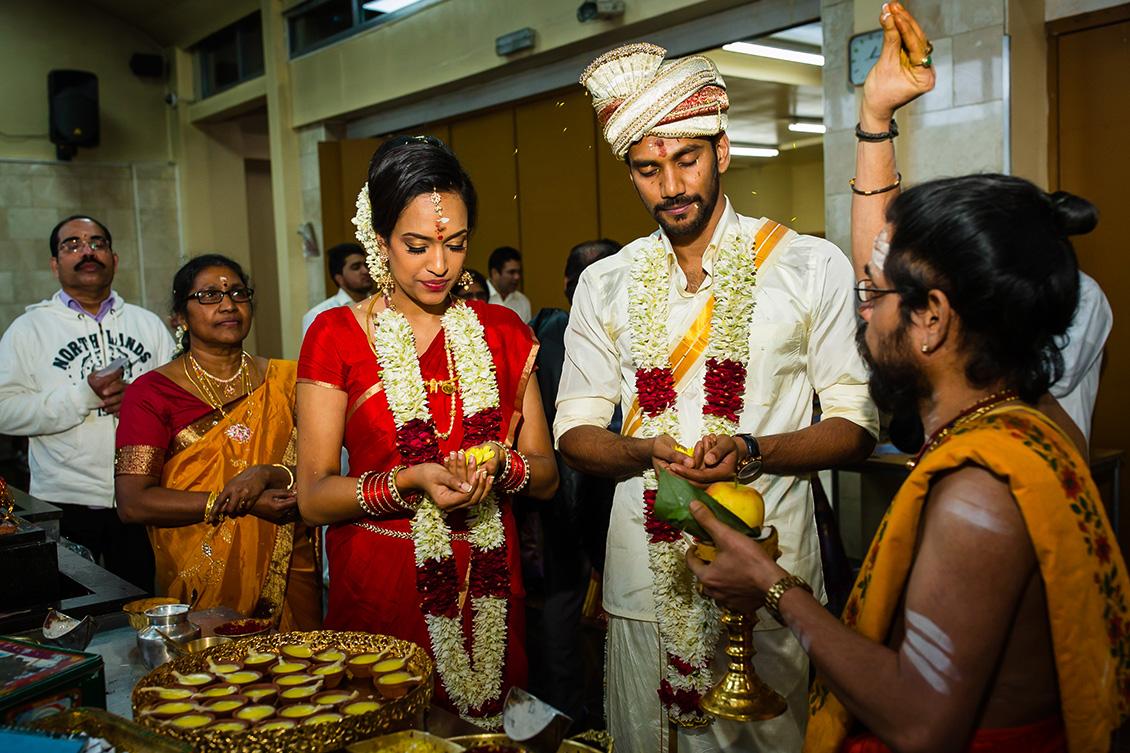 Kalai & Kardhika Tamil Hindu Wedding 46