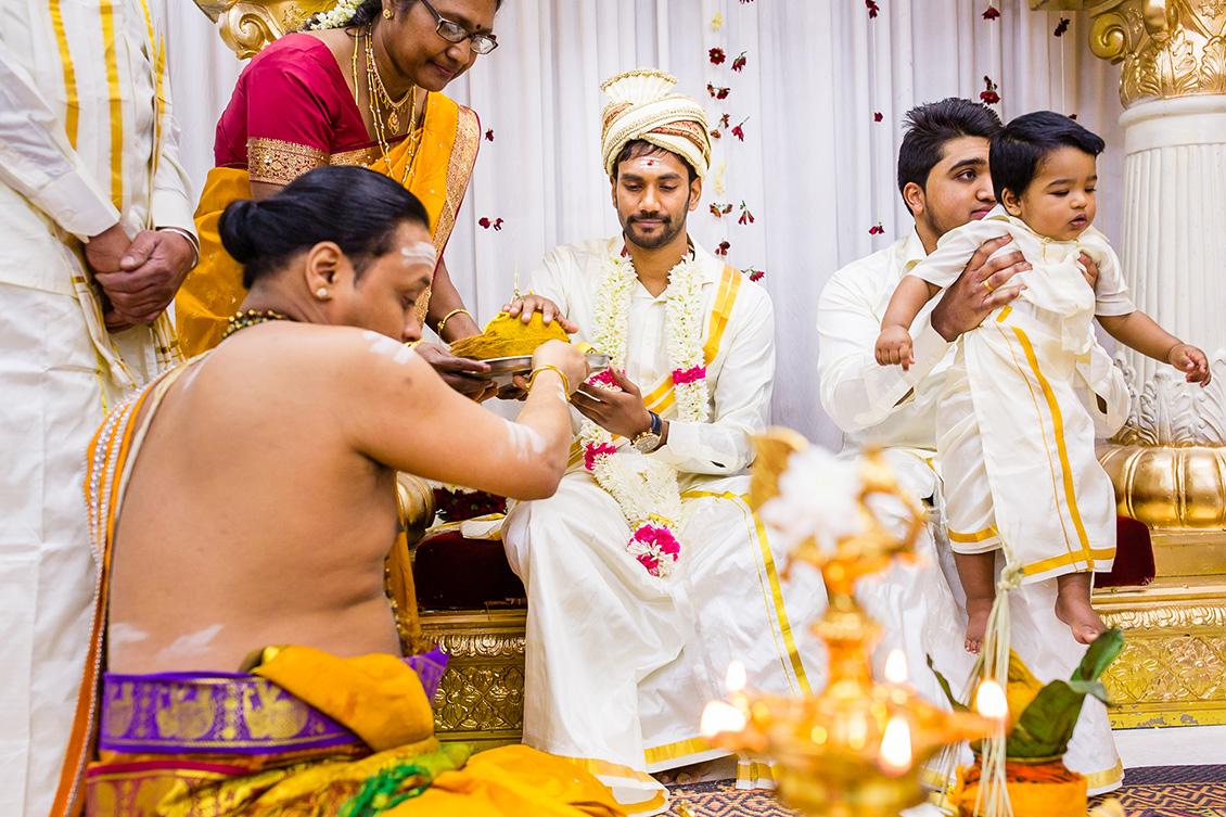 Kalai & Kardhika Tamil Hindu Wedding 9-1