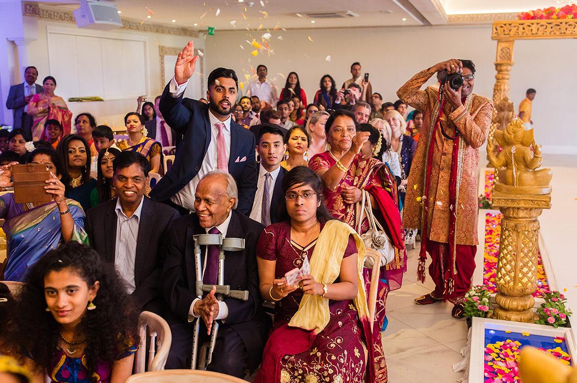 Froyle park Hindu Wedding 33