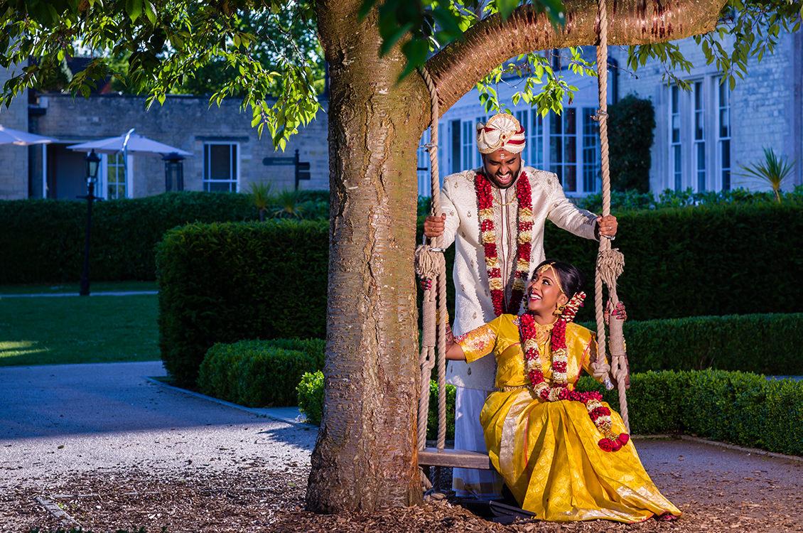 Santhosh & Meena . Froyle Park Hindu Wedding