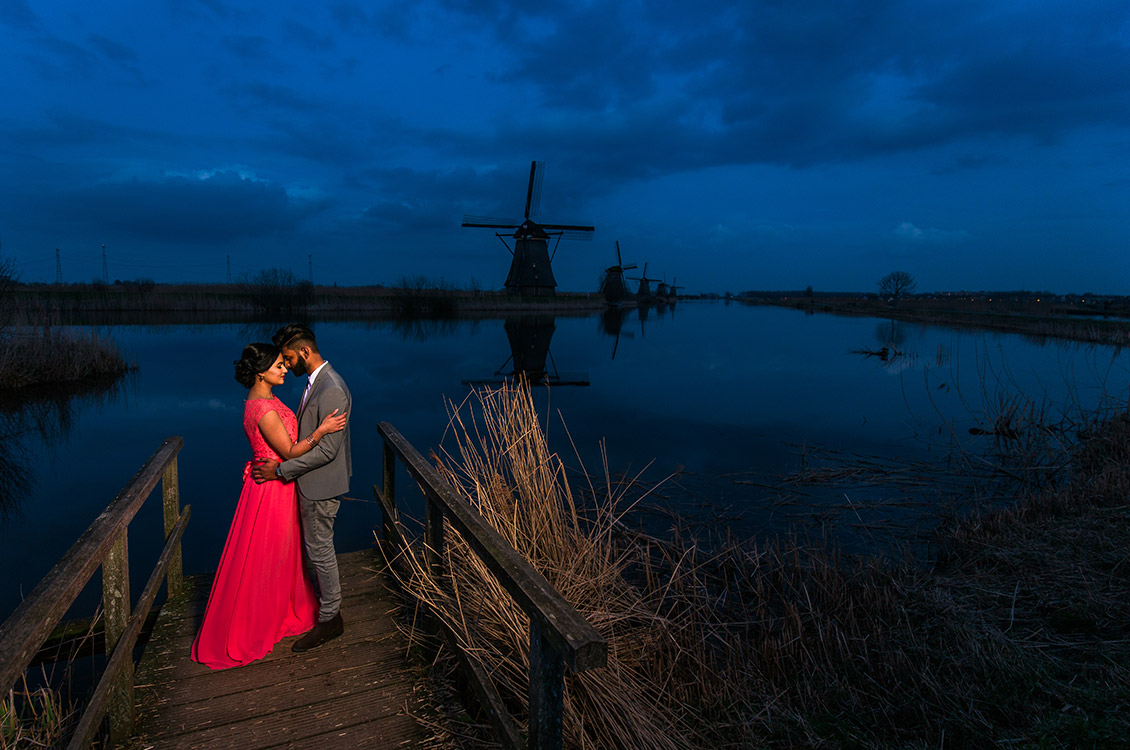 Kinderdijk-pre-wedding-Holland-9