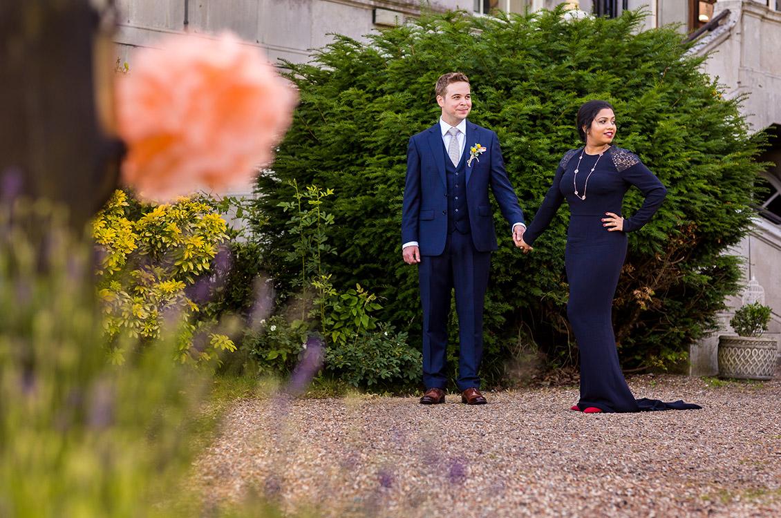 Sam & Arthy . Addington Palace Wedding