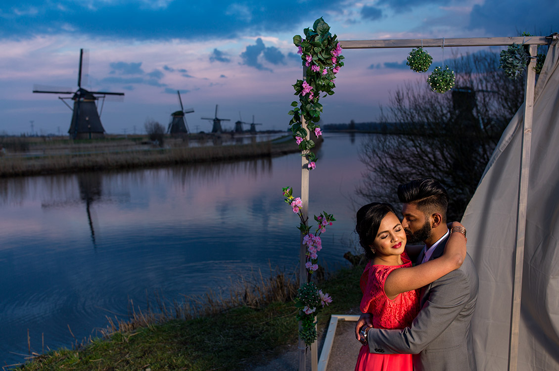 Kinderdijk Pre Wedding Holland-5