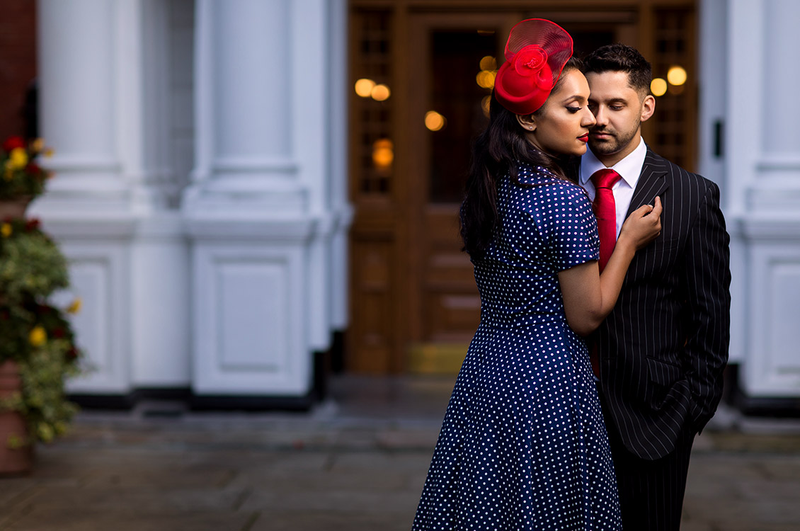 London Pre Wedding Session, Wayne & Gaya 10