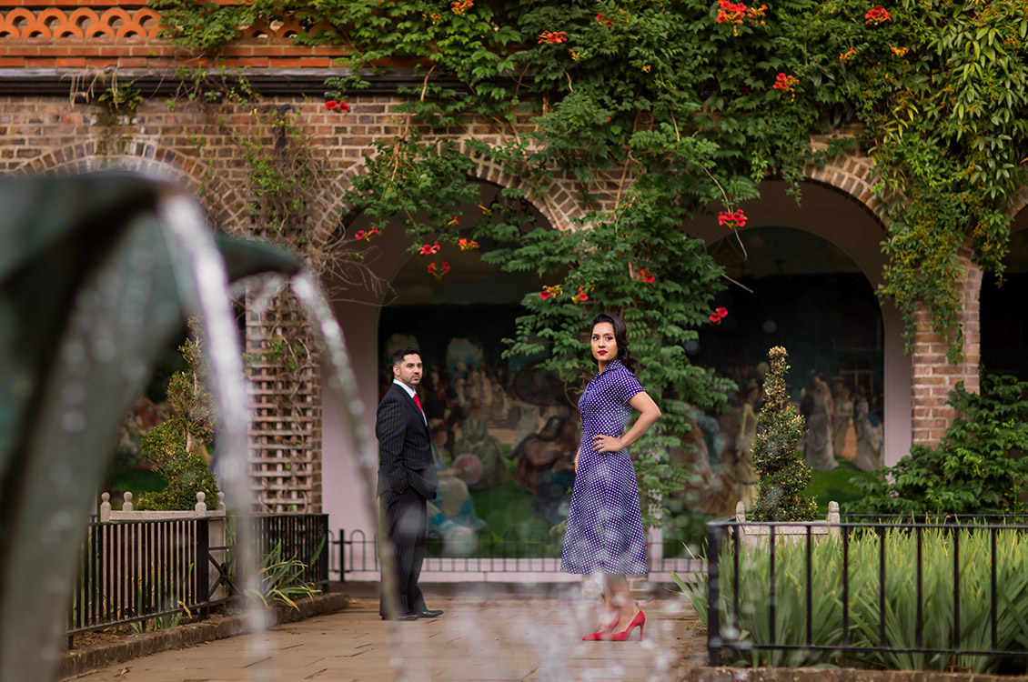 London Pre Wedding Session, Wayne & Gaya 4